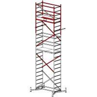 Алуминиево скеле KRAUSE ClimTec модул 0 + 1 + 2 надстройка / 7 м /