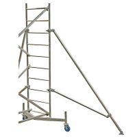 Опорен крак - стабилизатор за скеле KRAUSE Clim Tec