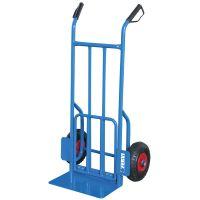 Количка тип ''гаров'' с пневматични колела Fervi C189 /до 150 кг./
