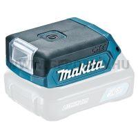 Акумулаторен LED фенер Makita DEAML103 / 10,8 V , без батерия и зарядно устройство /