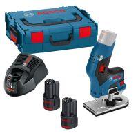 Акумулаторна фреза Bosch GKF 12V-8 Professional / 12 V , 8 мм /