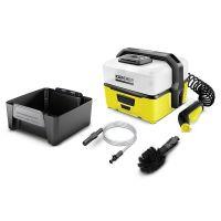 Мобилна водоструйна машина Karcher OC 3 с ADVENTURE  кутия /4 л., 2.17 кг./