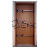 Механична телескопична подпора за монтаж на врати  Geko G31000 /50-115 см., до 30 кг./