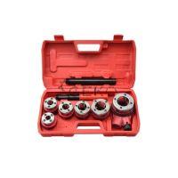 Комплект за нарязване на резби на тръби, резбоване на тръби Geko G01002 / 7 части /