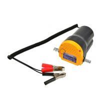 Помпа за изпомпване на дизелово гориво и моторно масло Geko G00948 /12 V ,100 W ,3 - 5 л/мин /