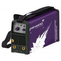 Инверторен електрожен PARWELD XTT 182DV TIG /10-180А, 110-230 V +/- 15%/