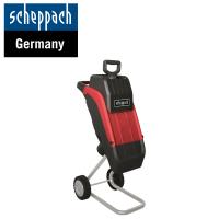 Градинска дробилка Scheppach GS45 / 2,4 kW , 45 мм /