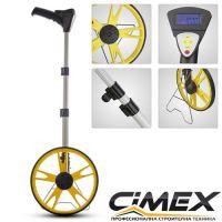 Дигитално измервателно колело Cimex / 318 мм , 0,1 м /