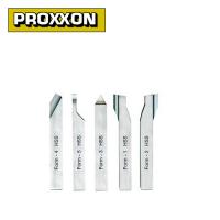 Комплект стругарски ножове Proxxon / 5 части /