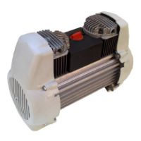 Компресорна глава за безмаслен компресор Bamax OL180 / 1,5 HP , 8 bar , 180 л/м  /