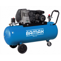 Трифазен компресор Bamax BX39G/150CT3 / 3 HP , 150 л , 10 bar /