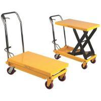 Хидравлична повдигаща количка GAMA 55007 /500 кг., 780 мм./