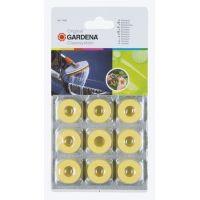 Шампоан за ефективно почистване на чувствителни и здрави повърхности Gardena / 10 броя /