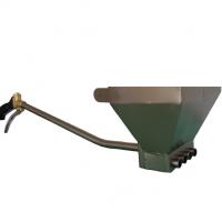 Пистолет и лопата за пръскане на мазилка Jetsiva 4XJET / 6-8 bar , 30 - 40 m2 / h /