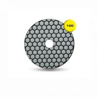 Диск за полиране на мрамор Rubi / ф 100 мм /