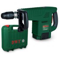 Къртач DWT 1500W със SDS MAX захват, H15-11 V BMC,25 J,куфар,шило,секач