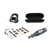Мултифункционален прав шлайф DREMEL® Micro 8050-1/35 /7.2 V, 1 Ah/
