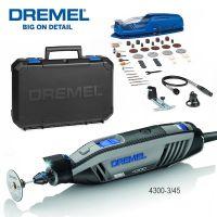 Мултифункционален прав шлайф DREMEL® 4300-3/45 /175 W, 24 см./