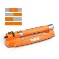 Разпръсквач Hecht 07060 с 8 функции /2-4 бара, 280 м2, 20 л./мин./