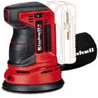 Акумулаторен ексцентършлайф Einhell TE-RS 18 Li Solo Power X-Change / 18 V , без батерия и зарядно устройство /