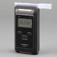 Професионален тестер за алкохол / дрегер Alcoscan  ALP-1®  комплект + 50 броя мундщук + резервни алкални батерии