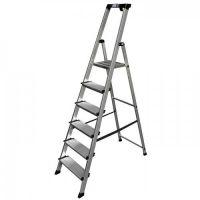 Алуминиева стълба KRAUSE Sepuro 5+1 / 3,25 м , 150 кг /