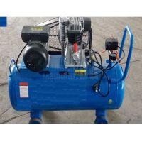 Въздушен компресор DS-100L / 3 kW/4 HP, 410 l/min , 100 л /