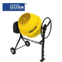 Бетонобъркачка GÜDE GBM 160 / 800 W , 160 Л /