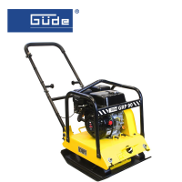 Моторна виброплоча GÜDE GRP 90 / 5,5 HP, 94кг., 16KN , 540 x 450 мм /