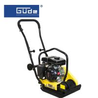 Моторна виброплоча GÜDE GRP 50 / 2,7 HP, 54кг., 8,5 KN , 430 x 300 мм /
