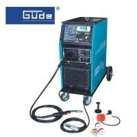 Газов заваръчен апарат GÜDE MIG190KOMBI / 3,4 kVA , 30-200 A /