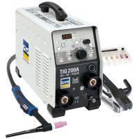 Инверторен електрожен GYS TIG 200 AC/DC HF FV / 10A - 200A /