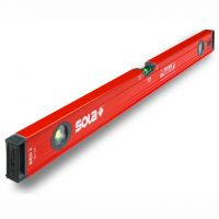 Алуминиев нивелир Sola RED 3 80 / 800 мм /