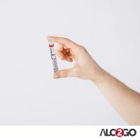 Еднократен алкохолен тестер / дрегер Alkotest - пакет 10 броя еднократен високочувствителен сертифициран тест за алкохол