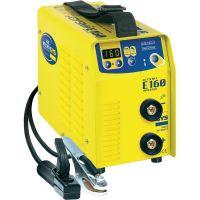 Инверторен електрожен Gysmi E160  /MMA, TIG опция/
