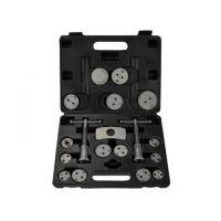 Комплект за сваляне на спирачни цилиндри, спирачни апарати ляво и дясно въртене GEKO 02540 / 18 части /