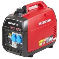 Монофазен инверторен бензинов генератор Honda EU 22 i / 2,2 kW , 7.8 A /