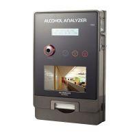 Алкохолен тестер / дрегер с монетен автомат Alcoscan AL4000V  / работи с монета от 1 лв. /