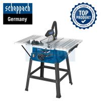 Стационарен циркуляр с удължен плот  HS81S / Scheppach 5901311901 / 1500 W, 210 мм /