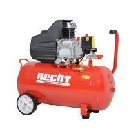 Електрически маслен компресор Hecht 2052, 1.5 kW, 8 бара, 50 л