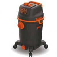 Прахосмукачка  мокро-сухо  Black and Decker  BXVC30PTDE / 1600W, вграден контакт, 30 литра /