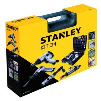 "Комплект за компресор Stanley 8221074STN - 34 части  /1/2"" /"