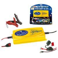 Автоматично зарядно устройство, 230V Gystech 7000 /12-24V/