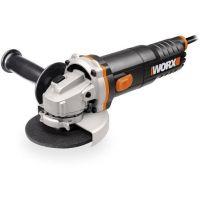 Ъглошлайф WORX WX712/ 860W, 125 mm, 12 000 min-1, 2 kg /