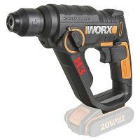 Акумулаторен перфоратор WORX WX390.9  /SDS PLUS , 20 V,  1.0 J , без батерия и зарядно устройство /