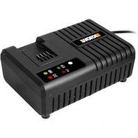 Зарядно устройство за акумулаторни батерии WORX WA3867/ 16V, 2.0Ah и 20V, 2.0Ah /