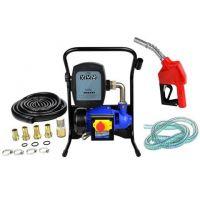 Електрическа помпа за дизелово гориво и масло GEKO G01025 / 600W, 2400 литра / час