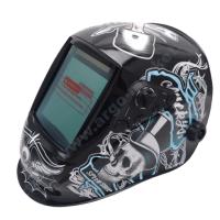 Соларна маска за заваряване Argo Spider / 5 - 8 и 9 - 13, UV и IR защита DIN 16/