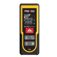 Лазерна ролетка с три функции  30 м / PREXISO P30 /