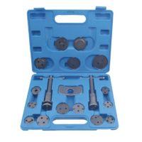 Комплект инструменти за спирачни апарати с ляво и дясно въртене Negel 50060, 18 части